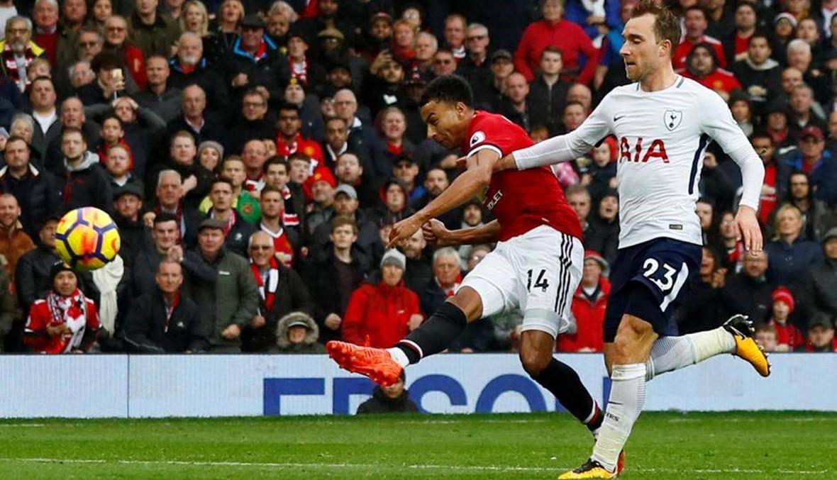 توتنهام ومانشستر يونايتد في مواجهة إنقاذ الموسم