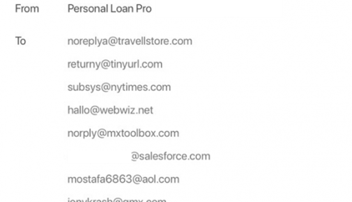 رسائل غامضة من Gmail تصل الى المستخدمين... احذروها!