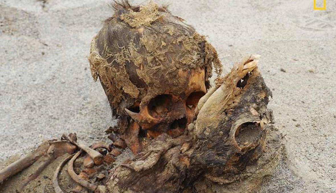اكتشاف أكبر عملية تضحية في التاريخ: 140 طفلاً قتلوا وانتزعت قلوبهم!