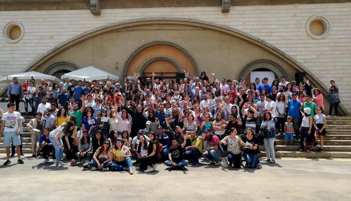 مركز جبل لبنان في حركة الشبيبة الأرثوذكسية يحتفل بعيده السابع والعشرين (صور)