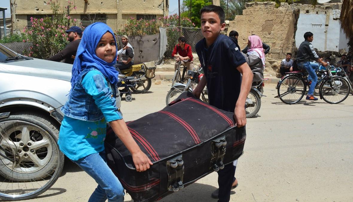 القانون 10 يثير الخشية في سوريا: ملايين النازحين واللاجئين قد يُحرَمون من منازلهم
