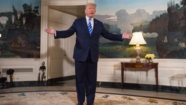 ترامب نفذ تهديده وانسحب من الاتفاق النووي مع ايران