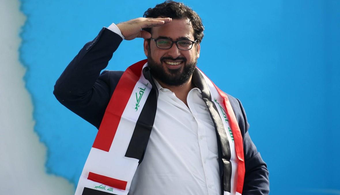 """العراق: الصحافي الّذي رشق بوش بالحذاء يترشّح للانتخابات... منتصر الزيدي يريد """"طرد الفاسدين"""""""