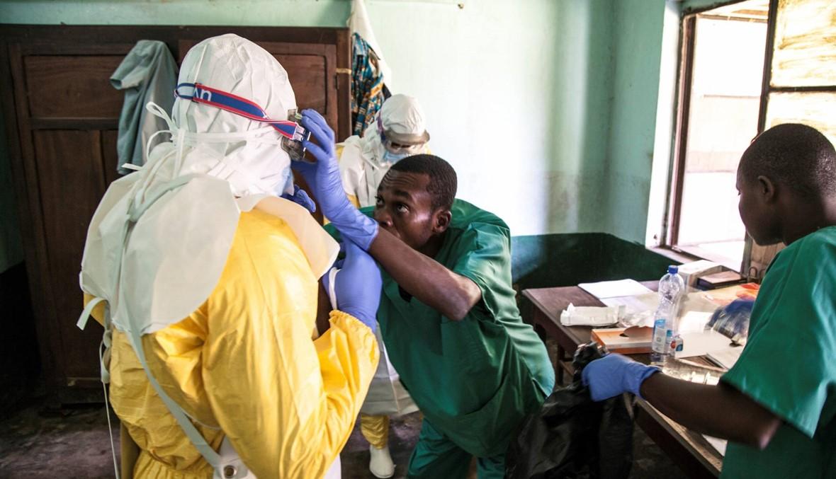 الكونغو تتأهّب في مواجهة الإيبولا: 32 إصابة، و18 وفاة منذ نيسان