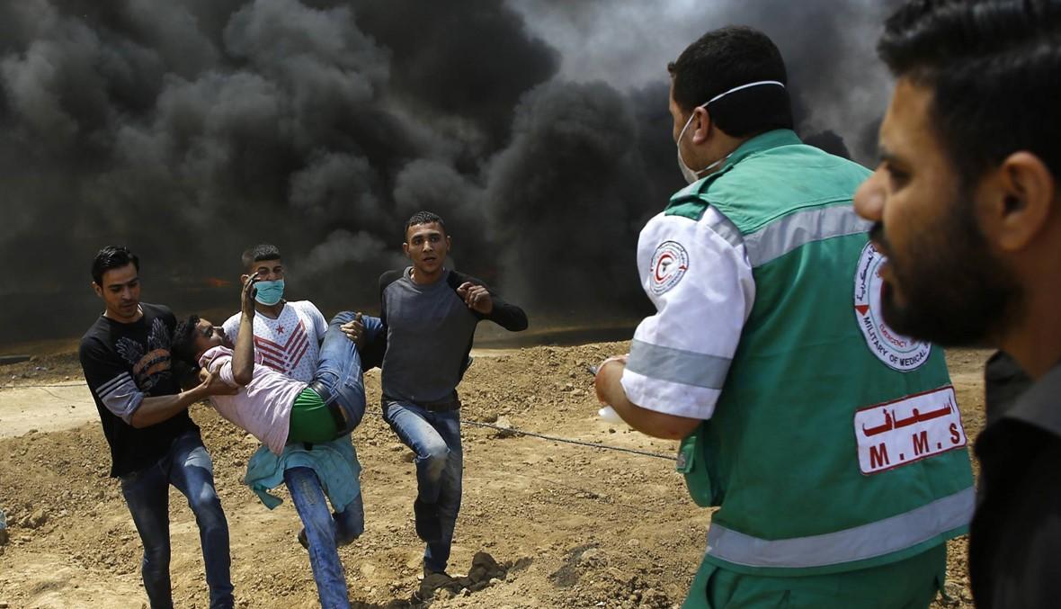 """إسرائيل ترتكب """"مذبحة رهيبة"""": الحكومة الفلسطينيّة تطالب بـ""""تدخّل دولي فوري"""""""