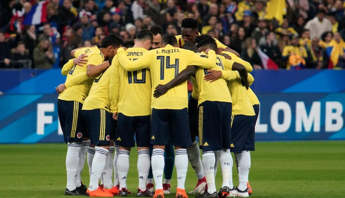 المنتخب الكولومبي يتسلح بالقوة الهجومية في روسيا
