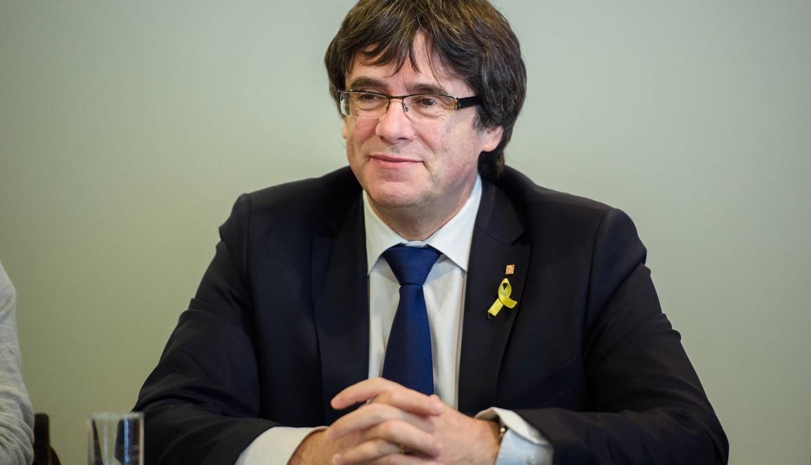 ألمانيا: الادّعاء يعدّ طلبًا لتسليم الزعيم الكاتالوني بوتشيمون الى إسبانيا