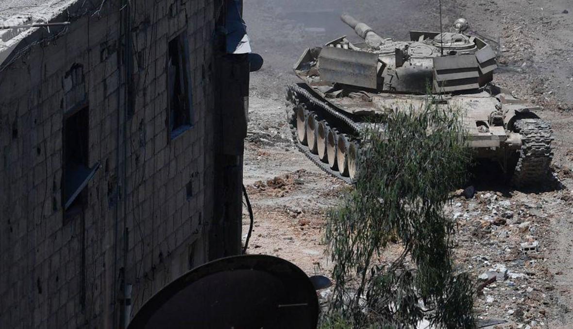 التحالف الدولي: لم نستهدف أي مواقع تابعة للجيش السوري