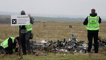 """هولندا والنمسا """"تحملان روسيا مسؤولية"""" اسقاط الطائرة الماليزية"""