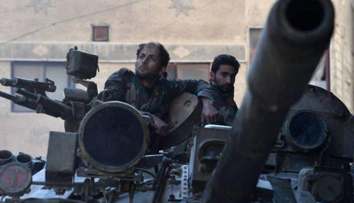 """منشورات تحذيرية فوق محافظة درعا... """"الموت الحتمي أو التخلي عن السلاح"""""""