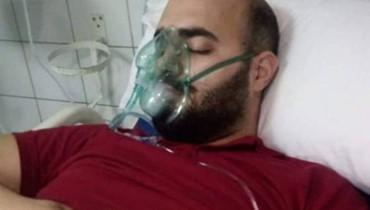 """فيديو-رصاصة طائشة أصابت حسن كريّم داخل مقهى... ووالده لـ""""النهار"""": """"بات الموت بالمجان"""""""