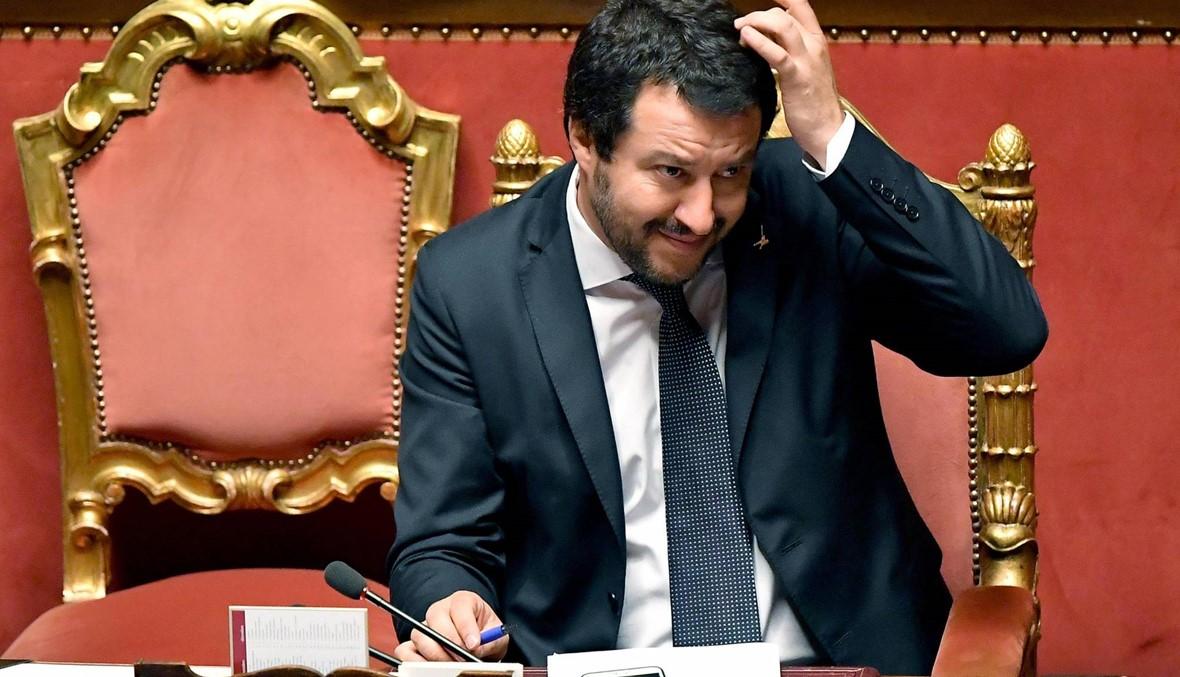 وزير الداخلية الإيطالي يلوّح بإلغاء لقاء كونتي وماكرون ما لم تعتذر فرنسا