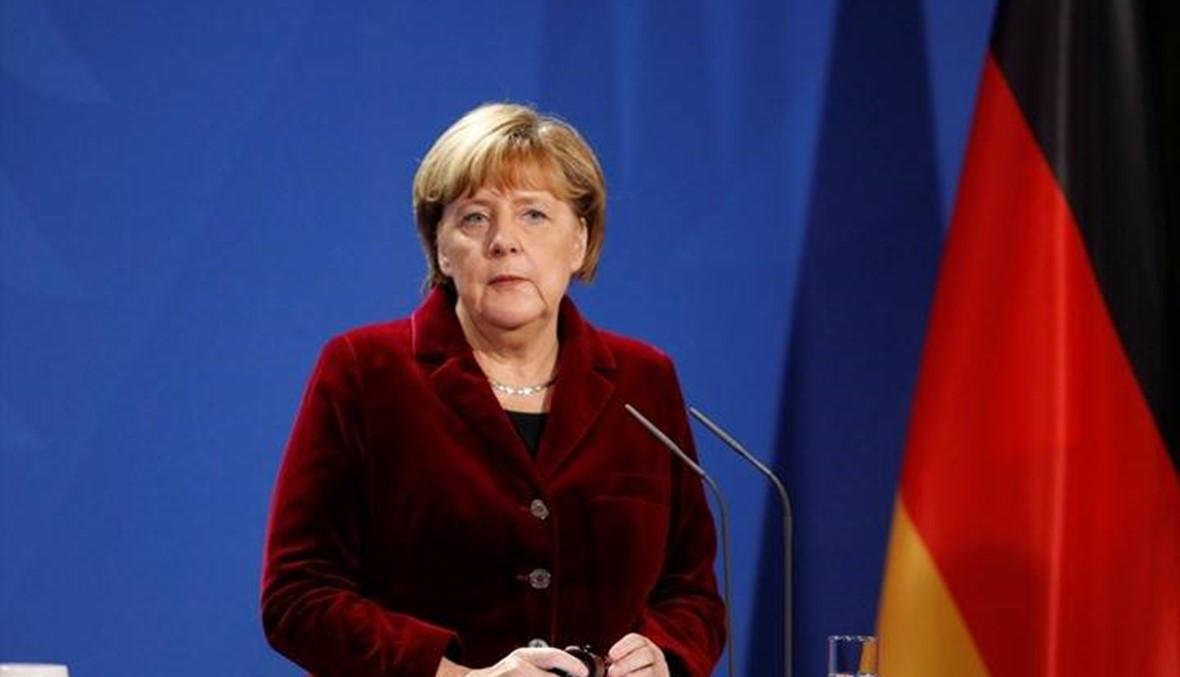 """ميركل: سياسة الهجرة هي """"اختبار حاسم"""" لمستقبل أوروبا"""