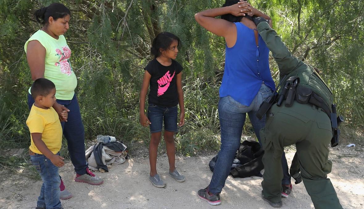 أزمة المهاجرين: إدارة ترامب فصلت أكثر من 2300 طفل عن ذويهم