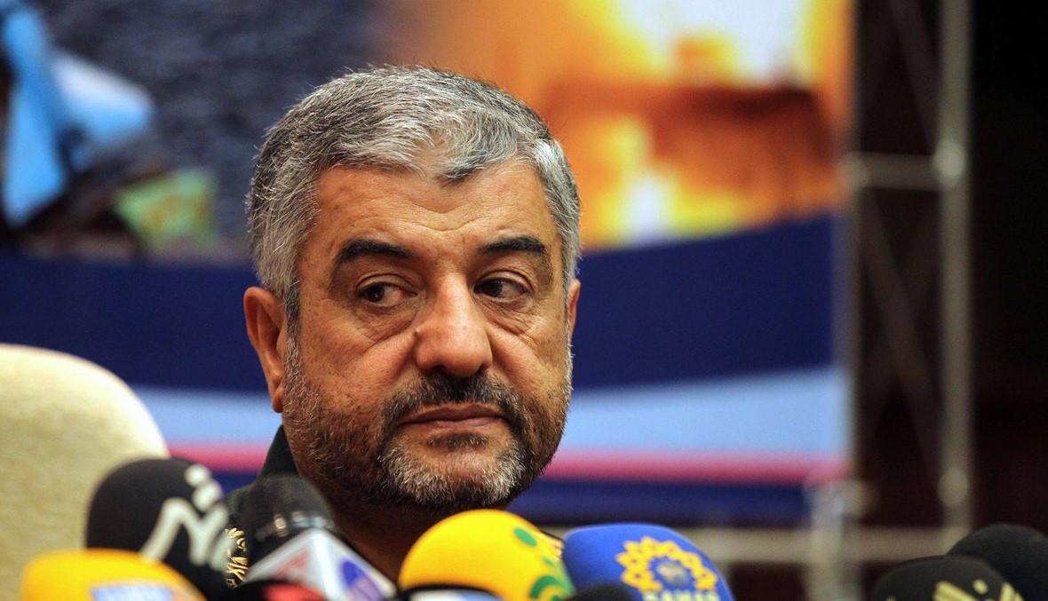 قائد الحرس الثوري الإيراني: لا نعتزم زيادة مدى صواريخنا