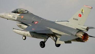 ضربات جوية تركية تقتل 15 مسلحا كرديا بشمال العراق