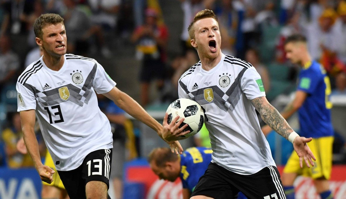 رويس لإكمال المهمة الألمانية أمام الكوريين