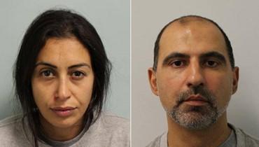 السجن مدى الحياة لزوجين فرنسيين قتلا مربية حرقاً
