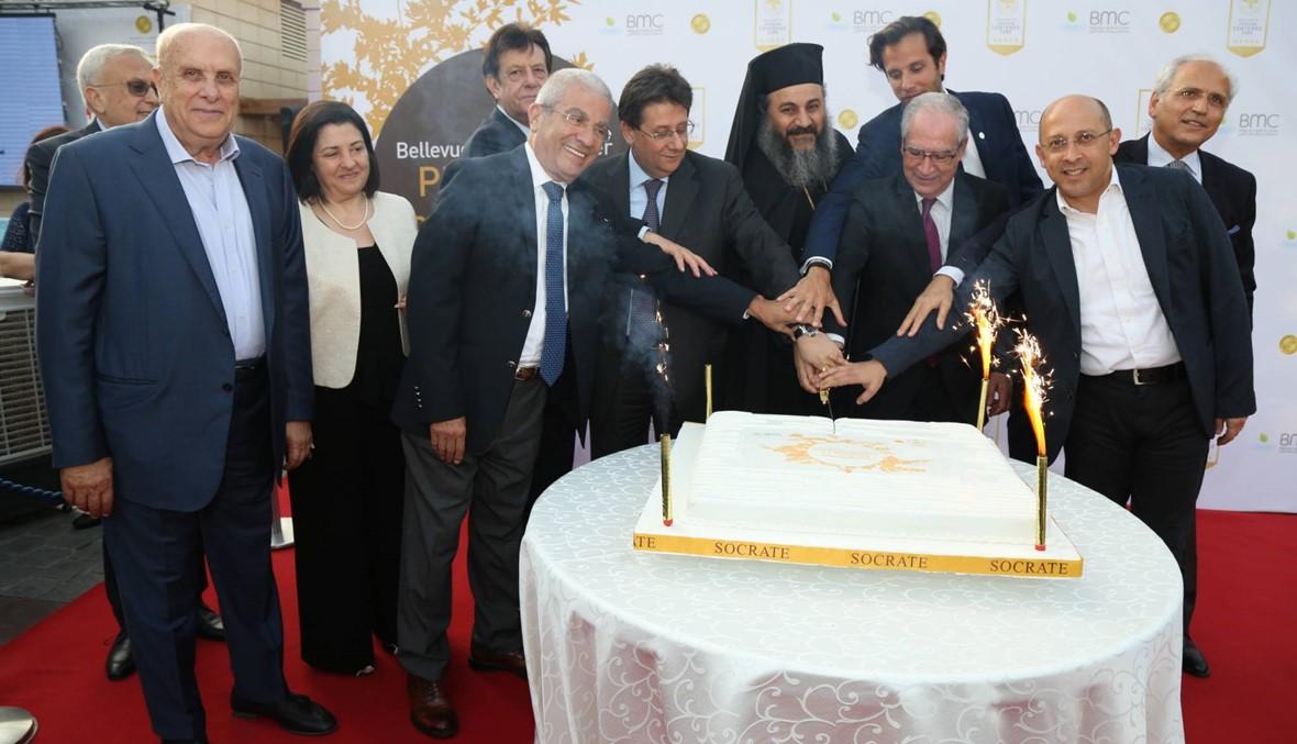 الجائزة الذهبية ... أول إنجاز من نوعه في لبنان لمستشفى لبناني وللقطاع الطبي
