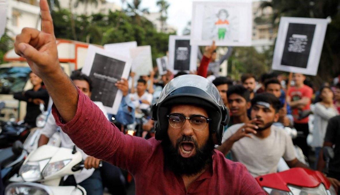 احتجاجات في الهند بعد اغتصاب طفلة عمرها 7 سنوات