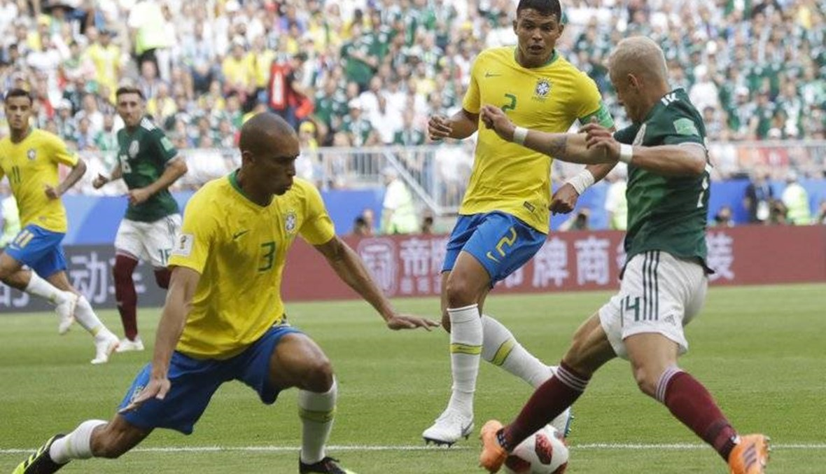 'O Monstro' Thiago Silva back to his best in Russia
