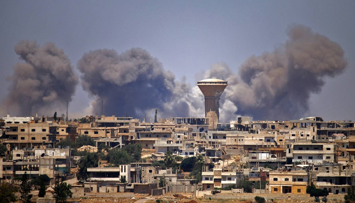 سوريا: غاز الكلور استُخدِم في الهجوم على دوما في 7 نيسان