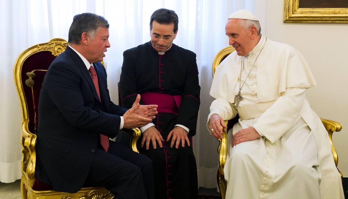 """""""فلسفة العلاقات الأردنيّة- الفاتيكانيّة"""": أطروحة دكتوراه للأب رفعت بدر... و""""جيّد جدًّا"""""""