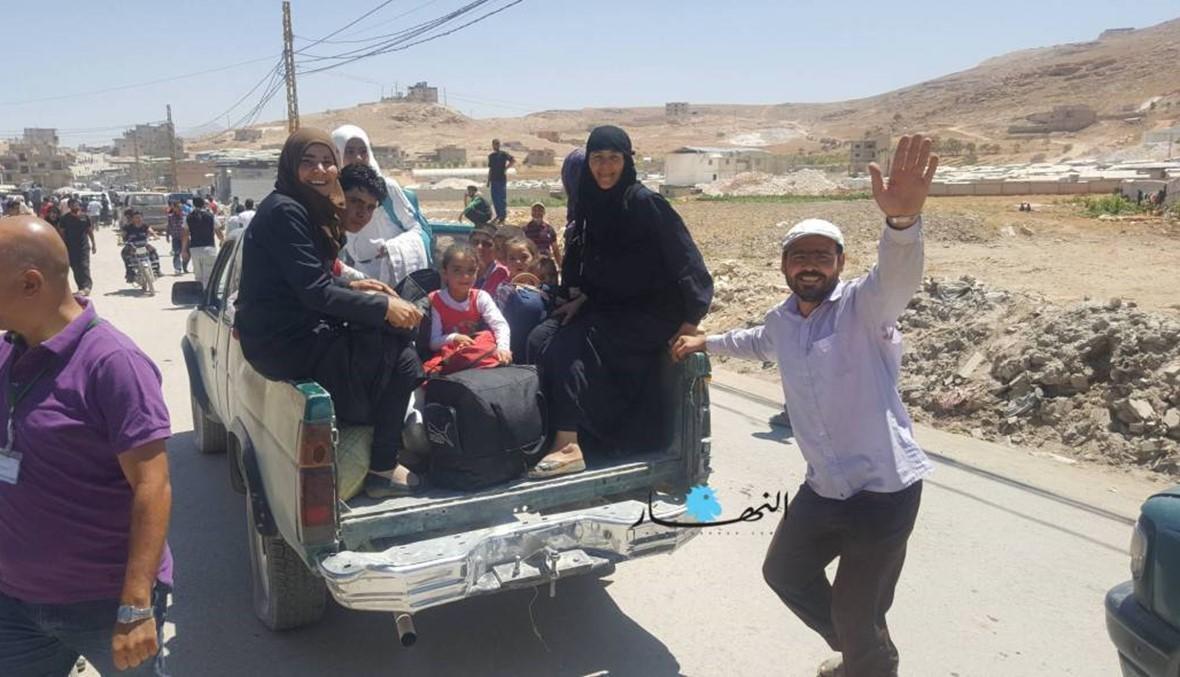 هل بدأ زمن الهجرة المعاكسة مع عودة الامان الى 80% من سوريا؟