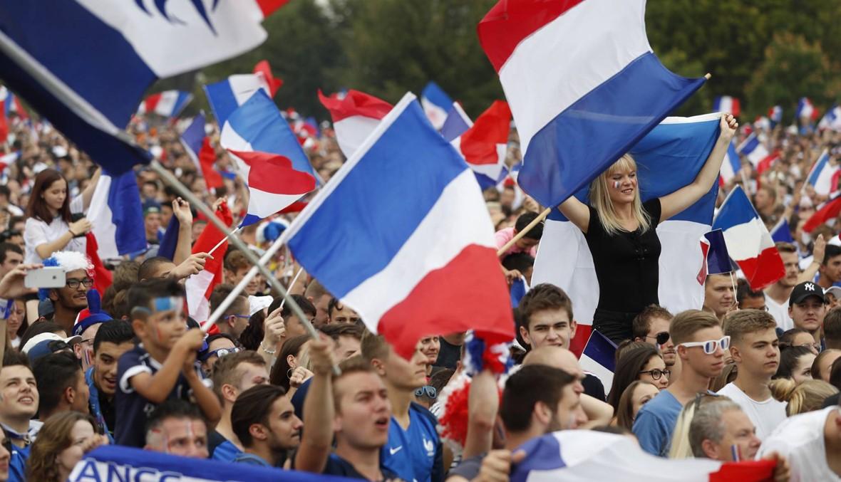 بالصور: هكذا احتفلت هيئة المواصلات في باريس بلقب فرنسا العالمي