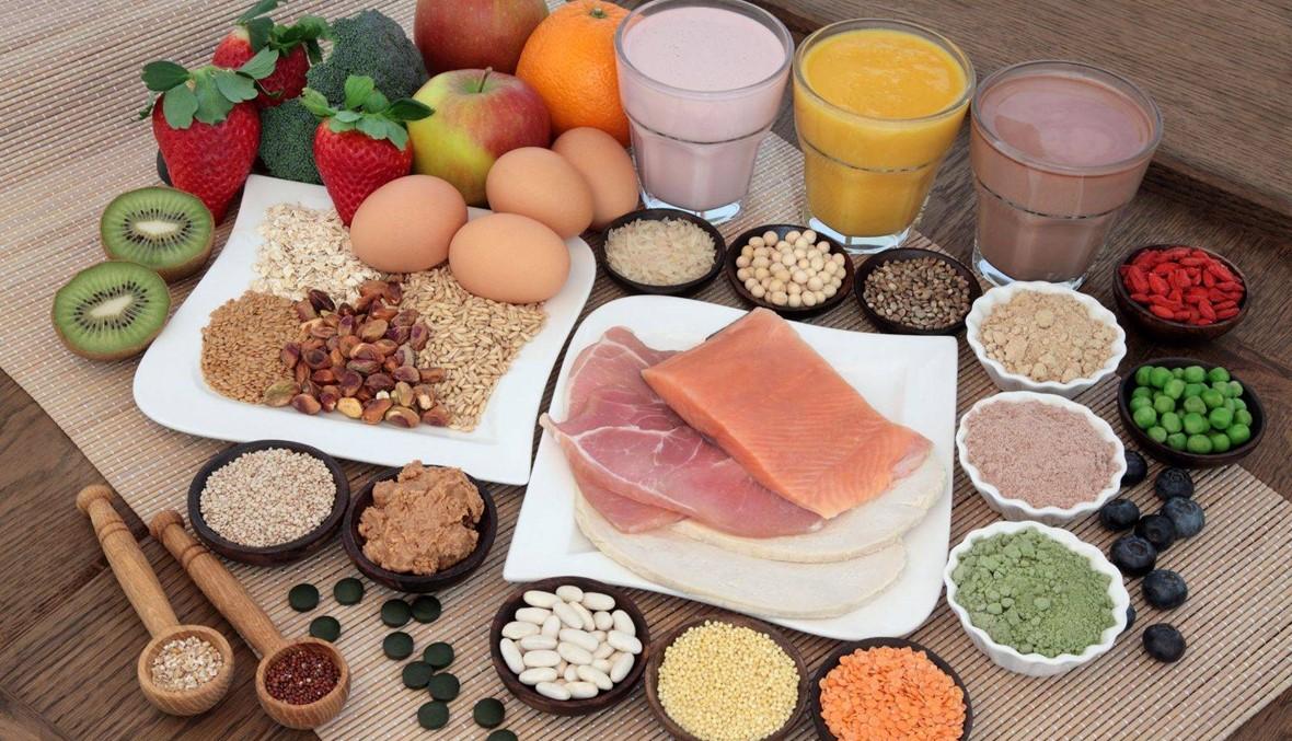 ما الأطعمة التي تزيد من حرارة الجسم؟