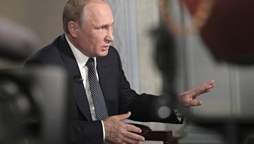 """بوتين: اتهامات بريطانيا لروسيا على خلفية حالات تسمم بنوفيتشوك """"لا أساس لها"""""""