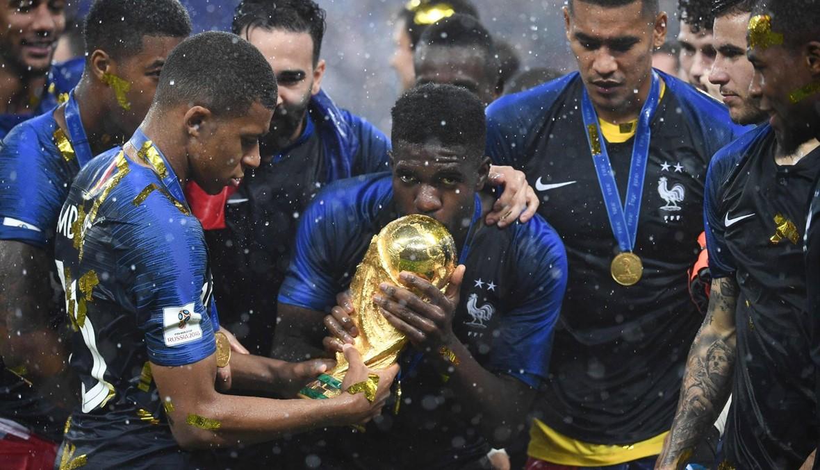 مادورو: أفريقيا فازت بلقب كأس العالم!