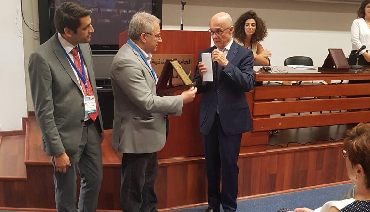 """المؤتمر الأول لخرّيجي الطبّ في """"اللبنانية"""": أثبتوا تميّزهم والآن يُثبتون وفاءهم"""
