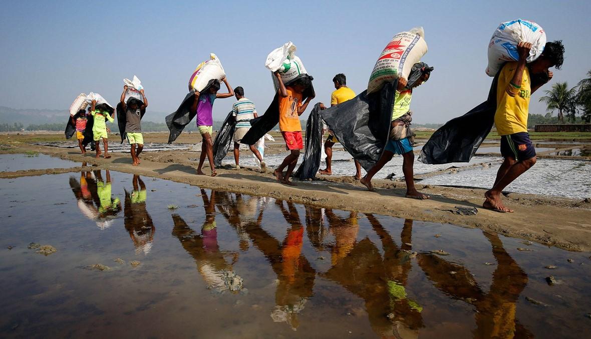 """مجلس الأمن يدعو بورما إلى """"مضاعفة جهودها"""" تسهيلاً لعودة الروهينغا"""