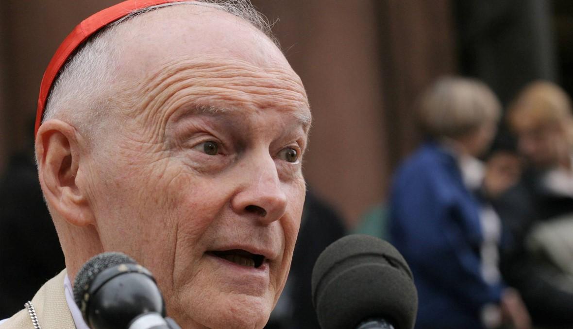 """الأدلة """"موثوقة"""" والبابا وافق على استقالته... كاردينال رفيع يدفع ثمن اعتدائه على قاصر"""