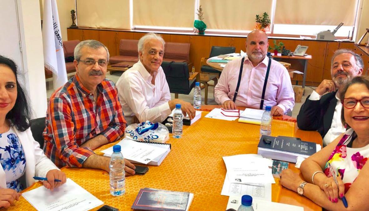 المعهد العالي للدكتوراه في الآداب- الجامعة اللبنانية: الطلاب المعترضون هم أبناؤنا