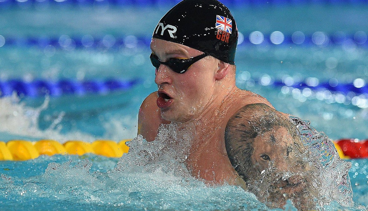 بيتي وشيوستروم يتوهجان في بطولة أوروبا للسباحة