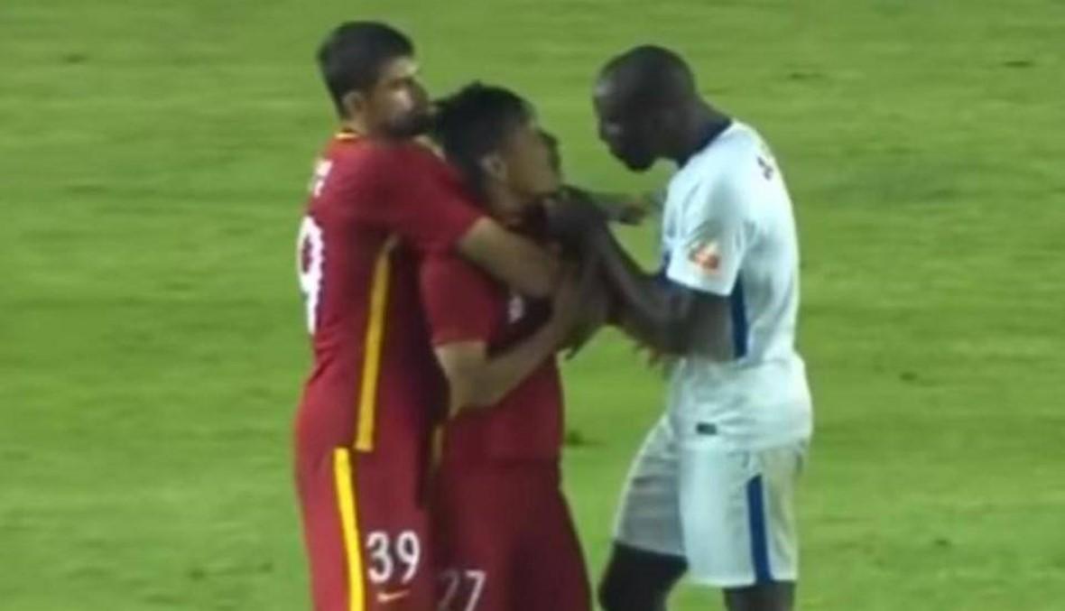 ديمبا با ضحية للعنصرية في الدوري الصيني