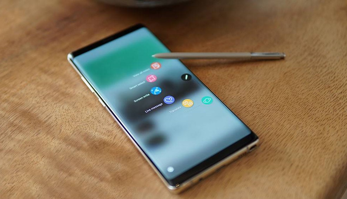 أبرز ميزات قلم سامسونغ السحري الجديد Spen في هاتف Note 9