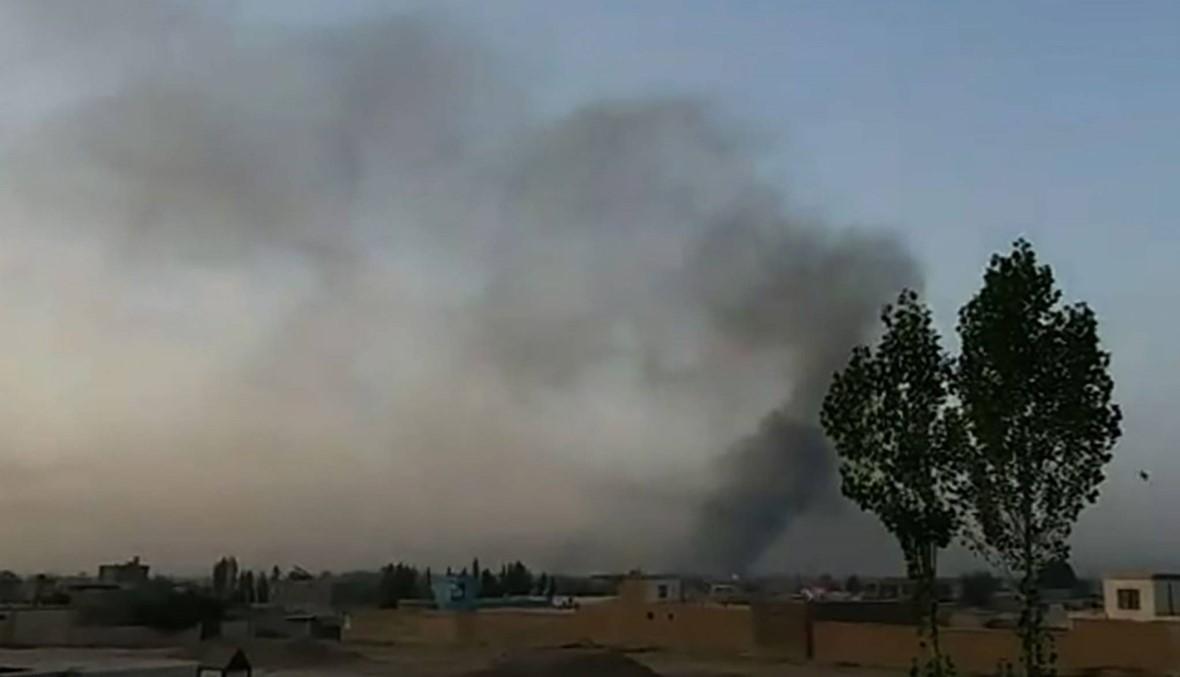 """أفغانستان: معارك عنيفة في غزنة لليوم الثالث... مقاتلو """"طالبان"""" يتجوّلون في المدينة"""