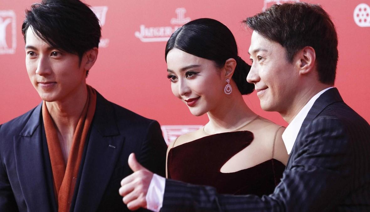 فان بينغ بينغ تتألق في افتتاح مهرجان شنغهاي