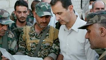 ثلاث دول غربية كبرى تحذّر نظام الأسد من استخدام الأسلحة الكيميائية