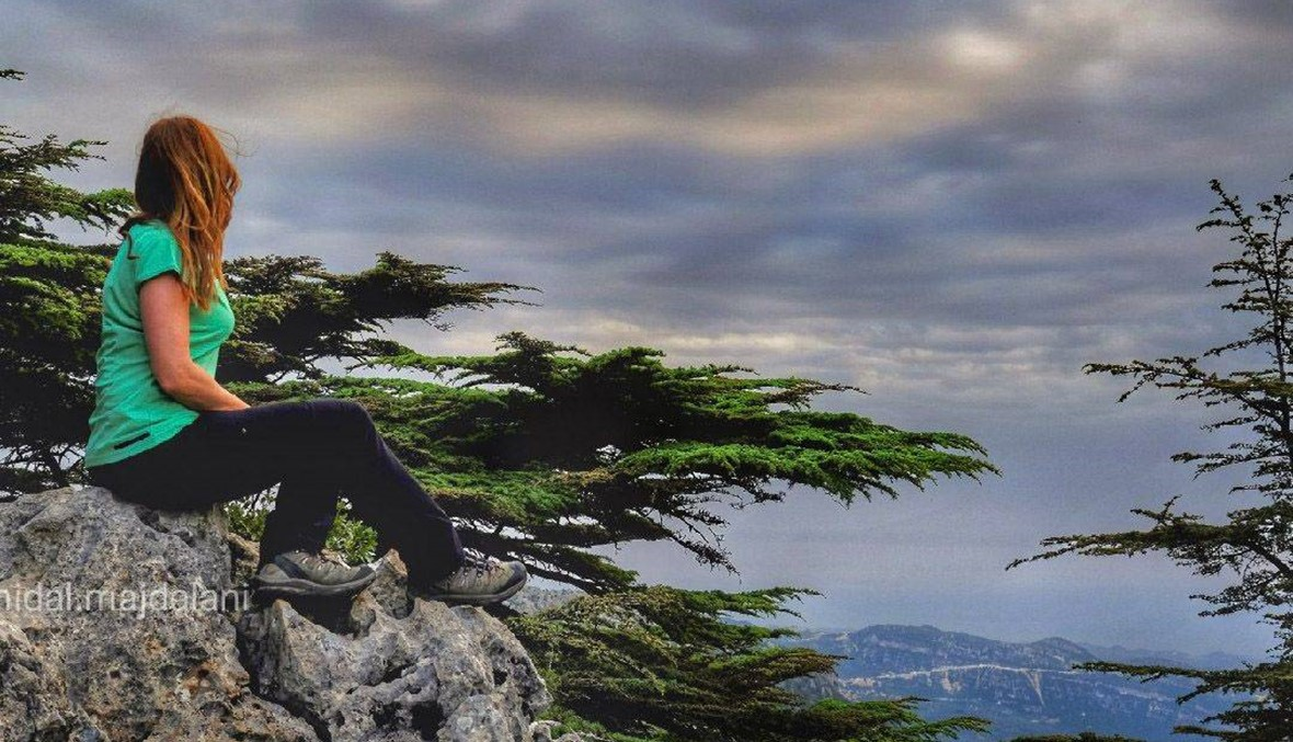 نضال مجدلاني... صورة لبنان الذي نحبّ