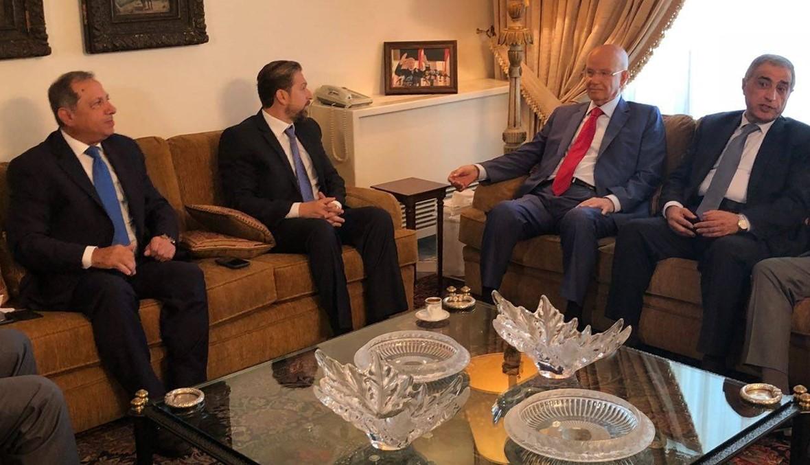 لقاء تشاوري لنواب سنة في دارة كرامي: لعدم المس بصلاحيات رئيس الحكومة