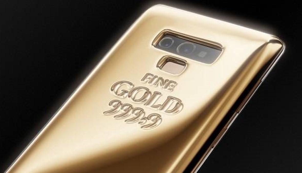 النسخة الذهبية من سامسونغ Note 9 قريباً في الأسواق وبسعر خيالي!