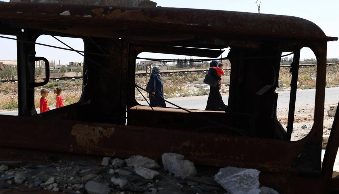 """""""8 حاويات كلور"""" لـ""""تمثيل"""" العملية... روسيا تتّهم المعارضة السورية بالتحضير لهجوم كيميائي في إدلب"""