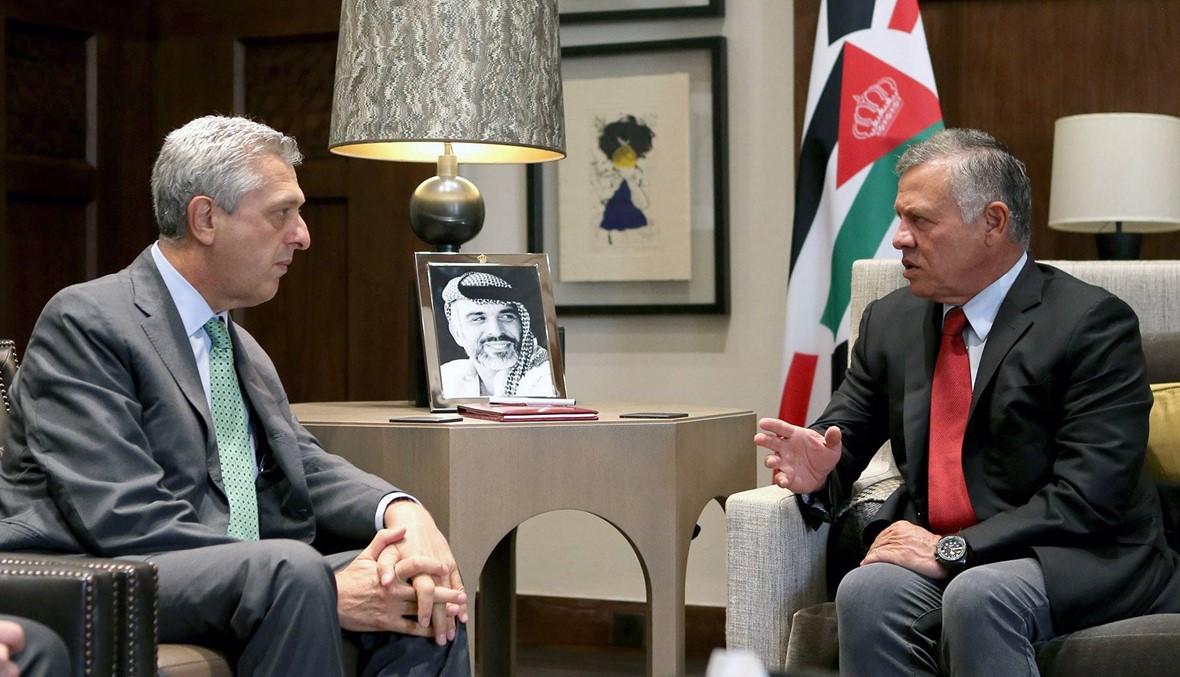 """أزمة اللاجئين السوريّين: العاهل الأردني يطلب من المجتمع الدولي """"تحمّل مسؤوليّاته"""""""