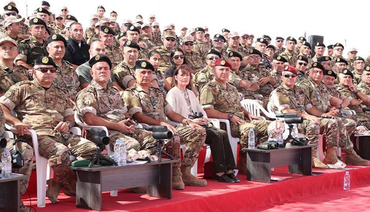 قائد الجيش من جرد العاقورة: الجهوزية عالية لمواجهة التحديات