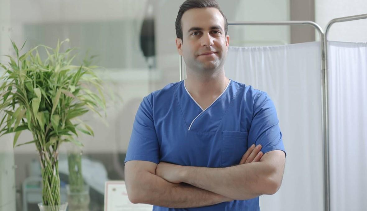 """وليم وطفه لـ """"النهار"""": ترميم الثدي ألغى حشوة الصدر الـ PRP علاج تجميلي من خلال الصفائح الدمويّة"""