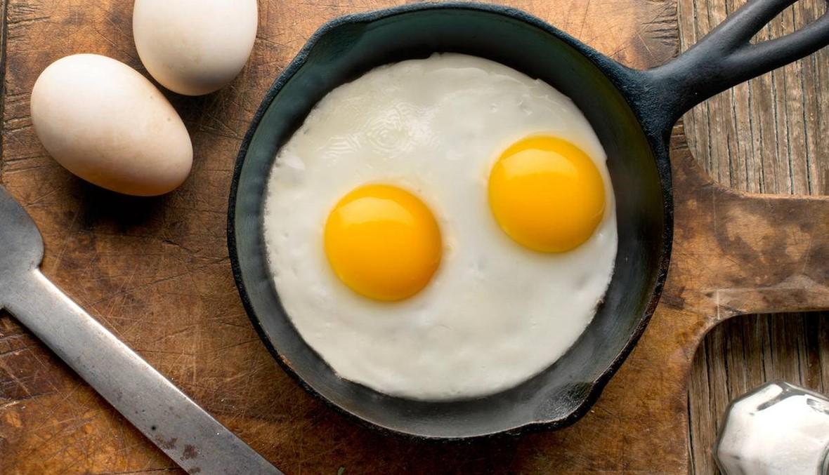 لا تجعل مائدتك خالية من البيض والسبب؟